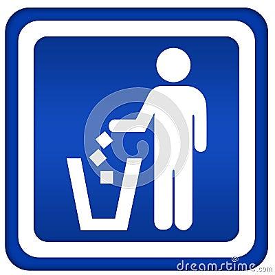 Kein Abfall