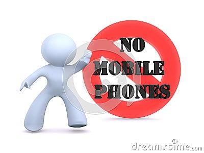 Keine Handys