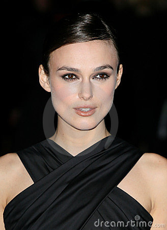 Keira Knightley Editorial Image