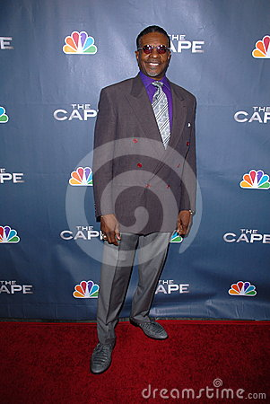 Keith David Editorial Stock Image