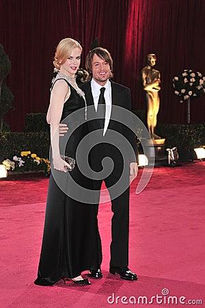 Keith Urban, Nicole Kidman Editorial Photography