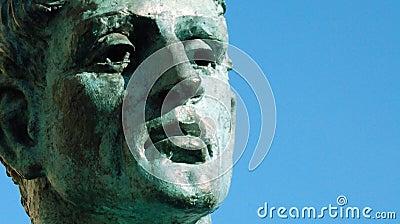 Keizer Constantine 4 Redactionele Stock Afbeelding