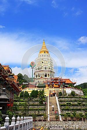 Kek Lok Si Temple, Penang.