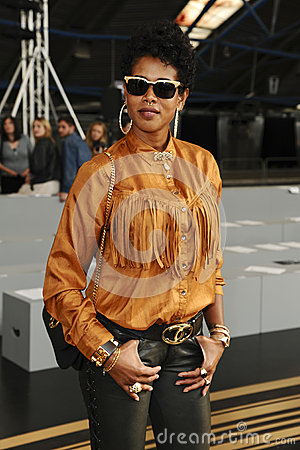 Kelis Editorial Stock Photo