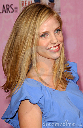 Kelli Garner Editorial Stock Image