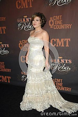 Kelly Clarkson Editorial Photo
