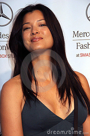 Kelly Hu Editorial Stock Photo