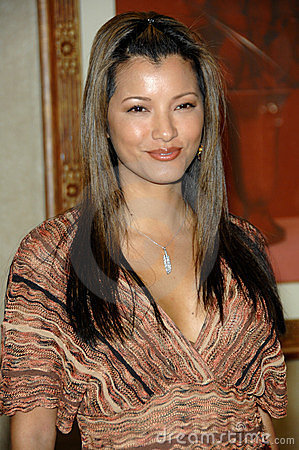 Kelly Hu Editorial Photo