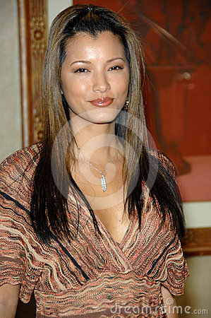 Kelly Hu Editorial Stock Image