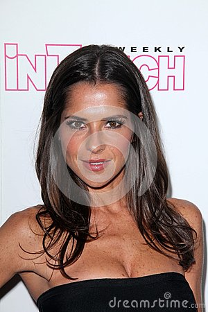 Kelly Monaco Editorial Photo