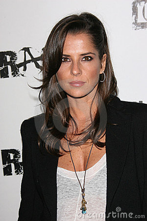 Kelly Monaco, Rage Editorial Stock Image