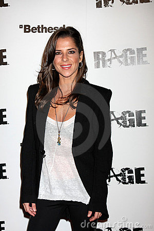 Kelly Monaco, Rage Editorial Stock Photo