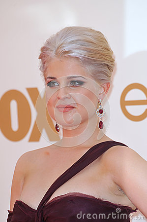 Kelly Osbourne Editorial Stock Photo