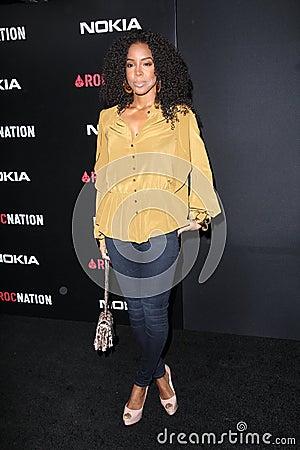 Kelly Rowland Editorial Stock Image