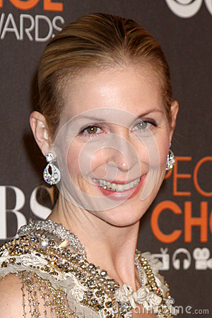 Kelly Rutherford Editorial Image