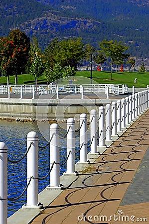 Free Kelowna Waterfront Park Stock Photo - 292920