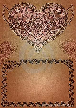 Keltischer Valentinsgruß