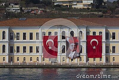 Kemal Ataturk Editorial Image