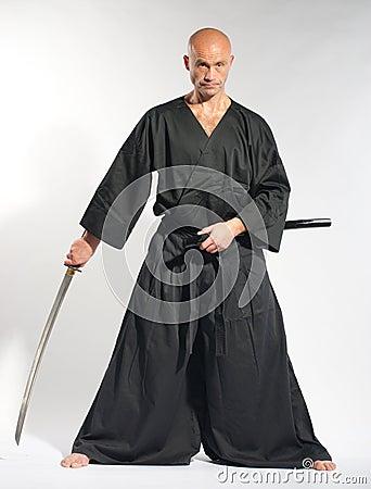 Ken-do warrior