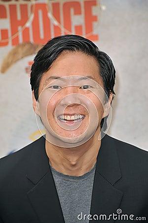 Ken Jeong Editorial Photo