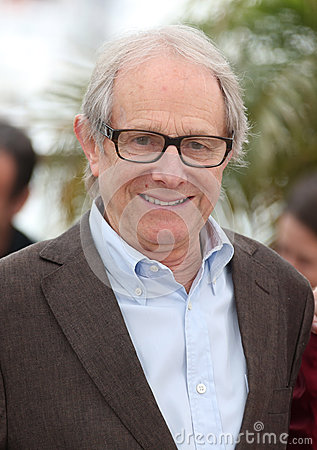 Ken Loach Editorial Stock Photo