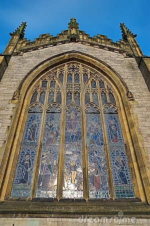Kendal Parish Church Window