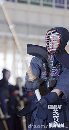 Free Kendo Sport Royalty Free Stock Images - 19224159