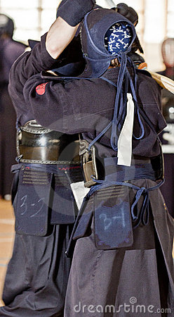 Free Kendo Sport Royalty Free Stock Images - 19224509