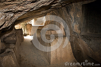 Kenko Inca Cave Temple - Peru