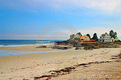 Kennebunk Beach, Maine
