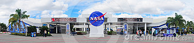 Kennedy Space Center Editorial Stock Image