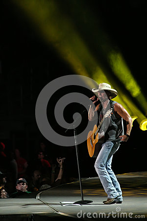 Kenny Chesney Editorial Image