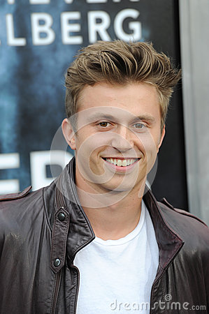 Kenny Wormald Editorial Stock Photo