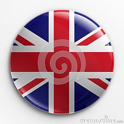 Kenteken - Union Jack