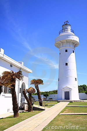 Free Kenting Lighthouse Royalty Free Stock Photography - 12838967