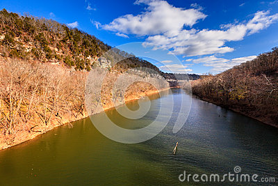Kentucky River Palisades