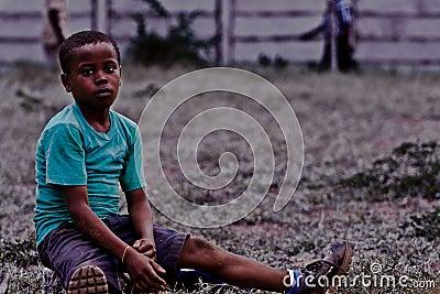 Kenyan child,africa Editorial Photography