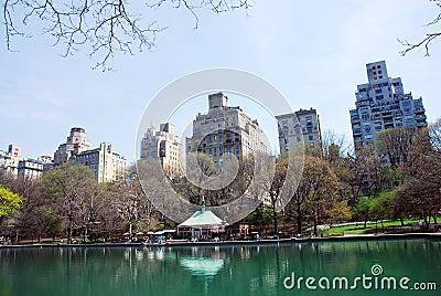 Kerbs Boathouse, Central Park