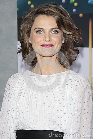 Keri Russell Editorial Stock Image