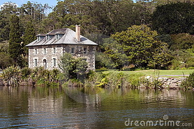 Kerikeri Stone Store, Northland, New Zealand