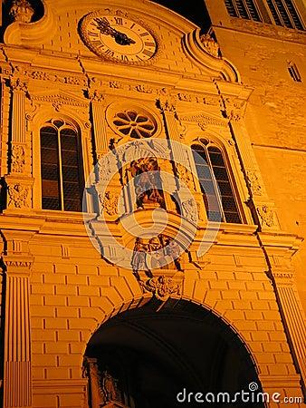 Kerk façade