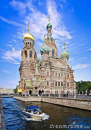 Kerk van het Gemorste Bloed Redactionele Stock Afbeelding