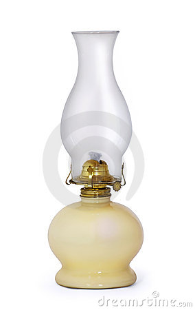 Free Kerosene Lamp Stock Photography - 19655642