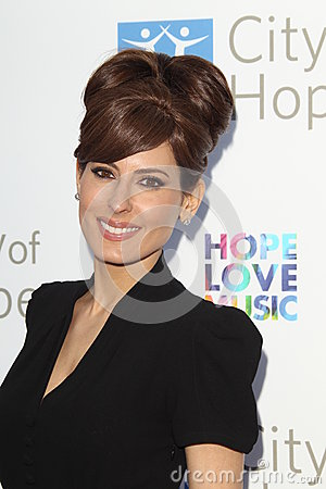 Kerri Kasem arrives at the City of Hope s Music And Entertainment Industry Group Honors Bob Pittman Event Editorial Image