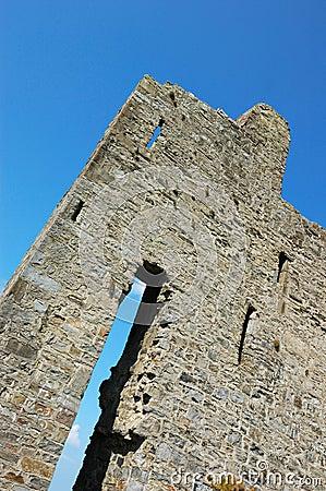 Kerry Irlande de château de Ballybunion