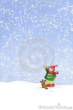 Kerstmis-Painting5