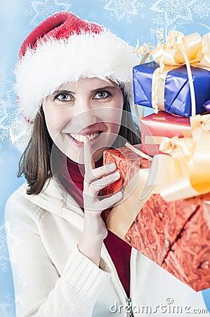 Kerstmis stelt voor
