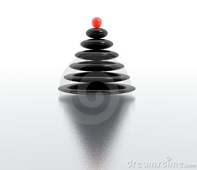 Kerstmisboom van Zen