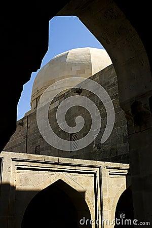 Kervansaray (II), Baku.