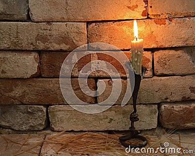 Kerze 1